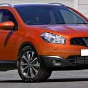 Tieferlegung für Nissan Qashqai J10 SUV
