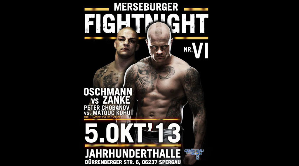 6. Merseburger Fight Night 2013