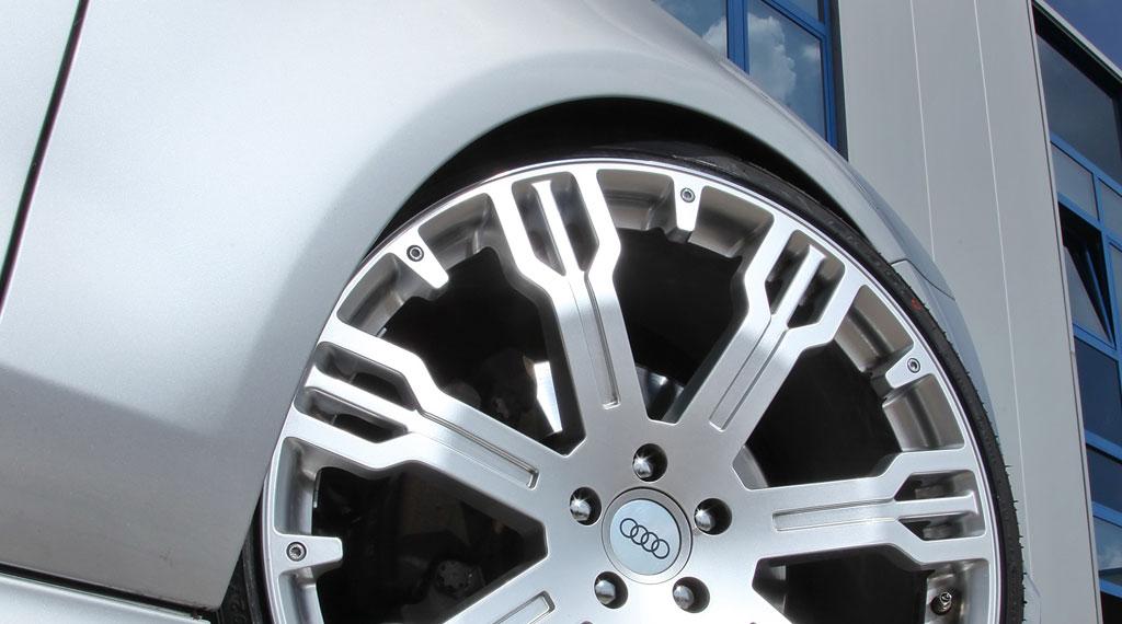 Audi Federteller für original Fahrwerk S-Line und Sportfahrwerk bei A4 A5 A6 A7 Q5