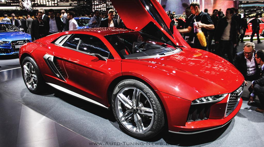 Audi Nanuk Quattro Diesel Concept IAA 2013