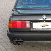 BMW E30 318i 320i 325i Sportauspuff von Supersport