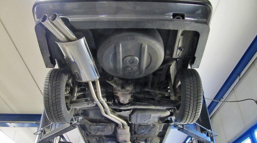 BMW E30 Endschalldämpfer von SUPERSPORT
