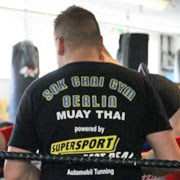 SUPERSPORT sponsert Sok Chai Gym Berlin
