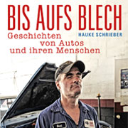 Buchempfehlung Bis aufs Blech von Hauke Schrieber