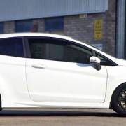 Sportliches Fahrwerk für Ford Fiesta VII