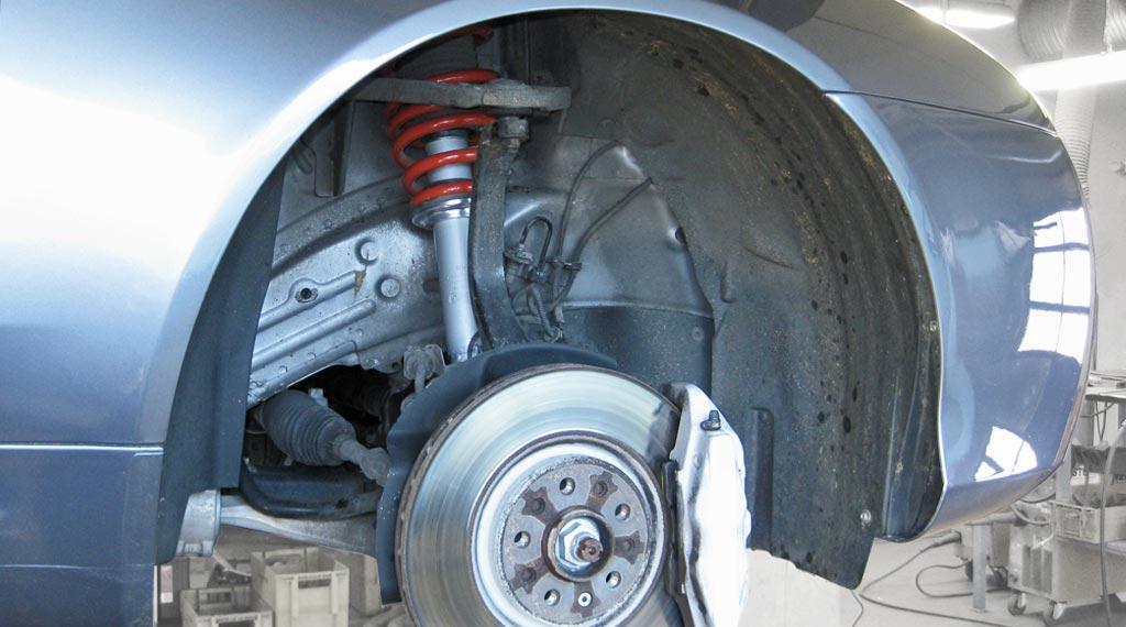 Fahrwerk für Alfa 159 Sportwagon Brera und Spider 939