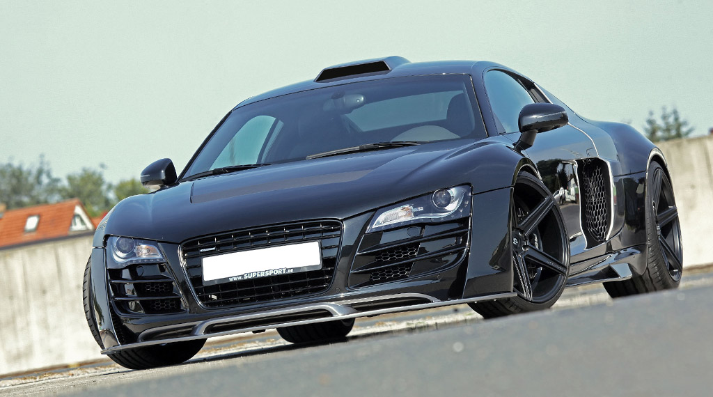 Audi R8 4.2 FSI Tuning Supersport