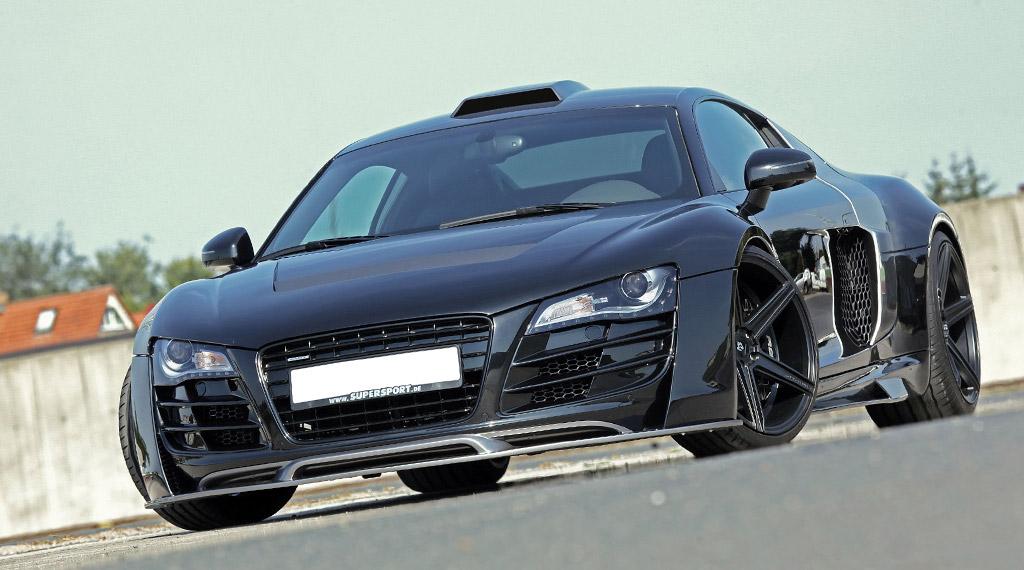Audi R8 4.2 FSI Tuning Supersport