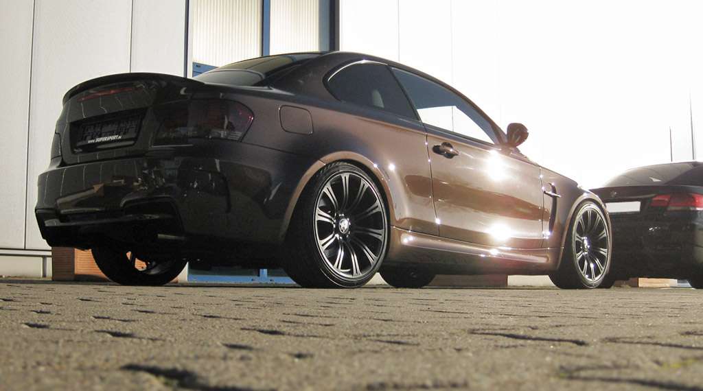BMW 118d Coupé E82 Tuning Supersport