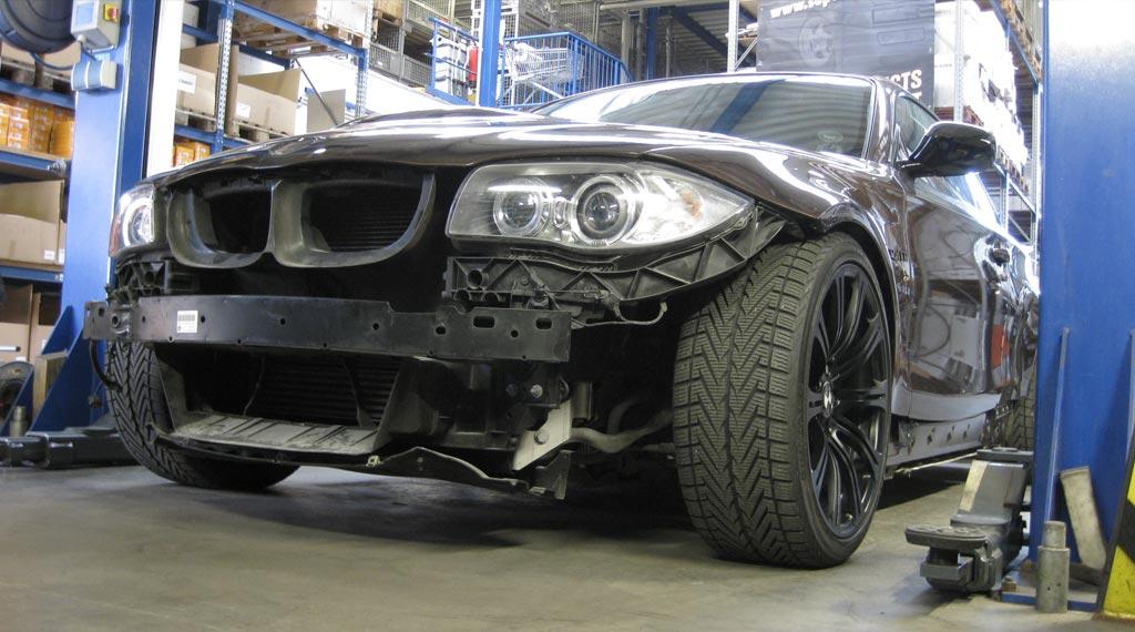 Prior Bodykit PD M1 für BMW 1 E82 E88