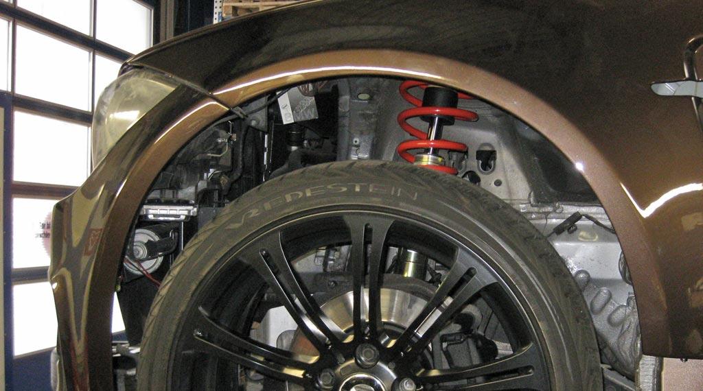 Gewindefahrwerk Black Evolution BMW E87 E82 E88
