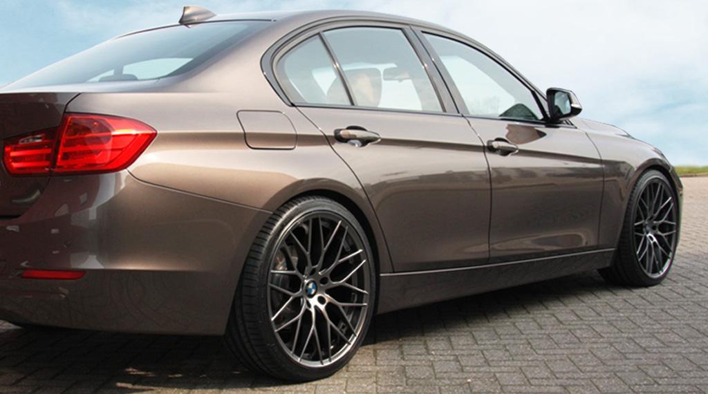 BMW 3 F30 Tieferlegung