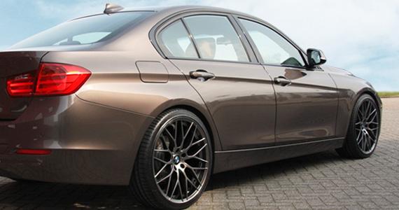 BMW 318 320 323 325 F30 Tieferlegung