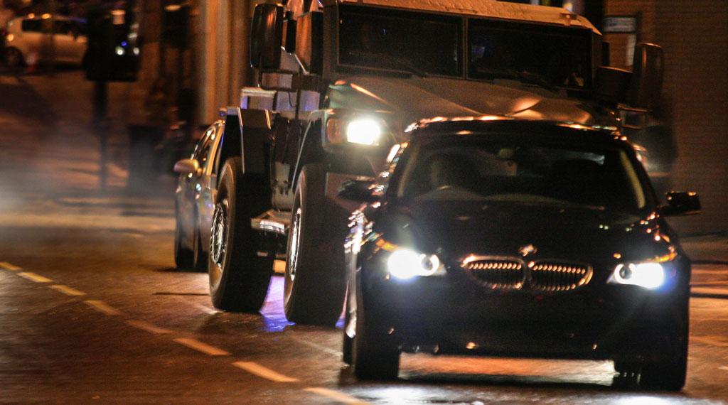 Fast and Furious 6 BMW E60 M5 Auspuffanlage