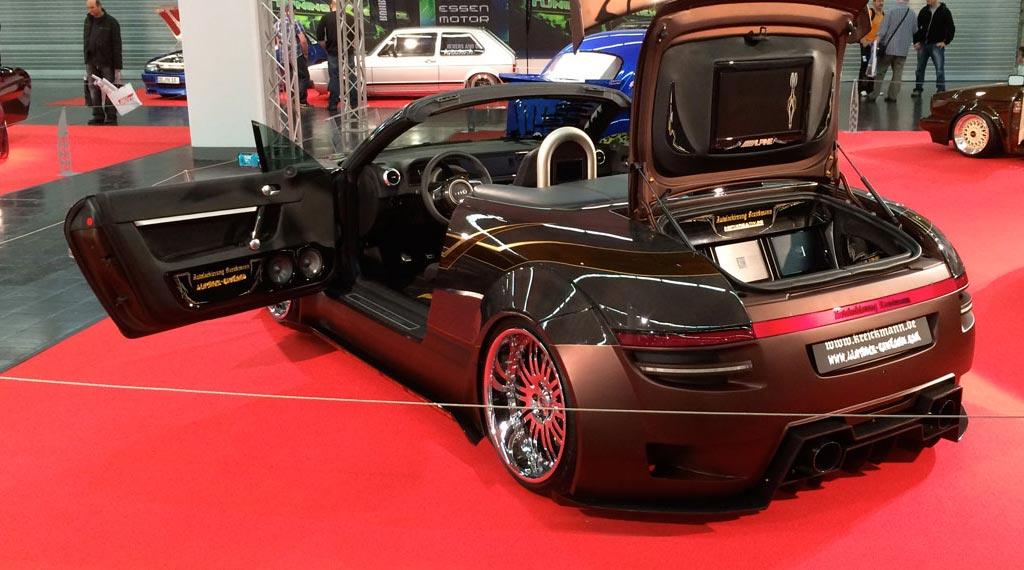 Audi TT 8N Tuning tuningXperience 2013