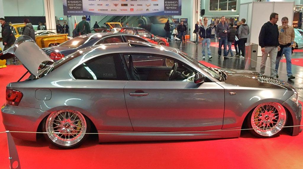 BMW 135i Tuning E82 Essen Motor Show