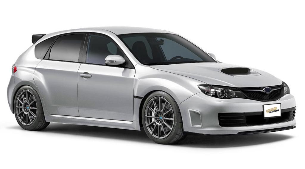 Tieferlegung F 252 R Subaru Impreza G3 G3s Supersport Blog