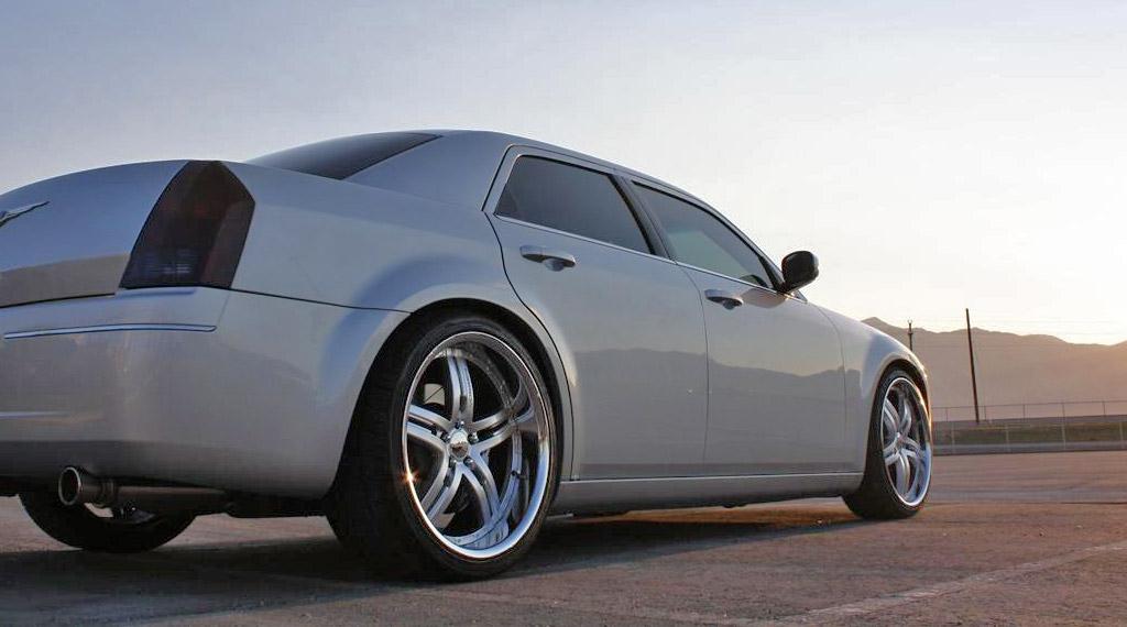 Sportfahrwerk für Chrysler 300 C