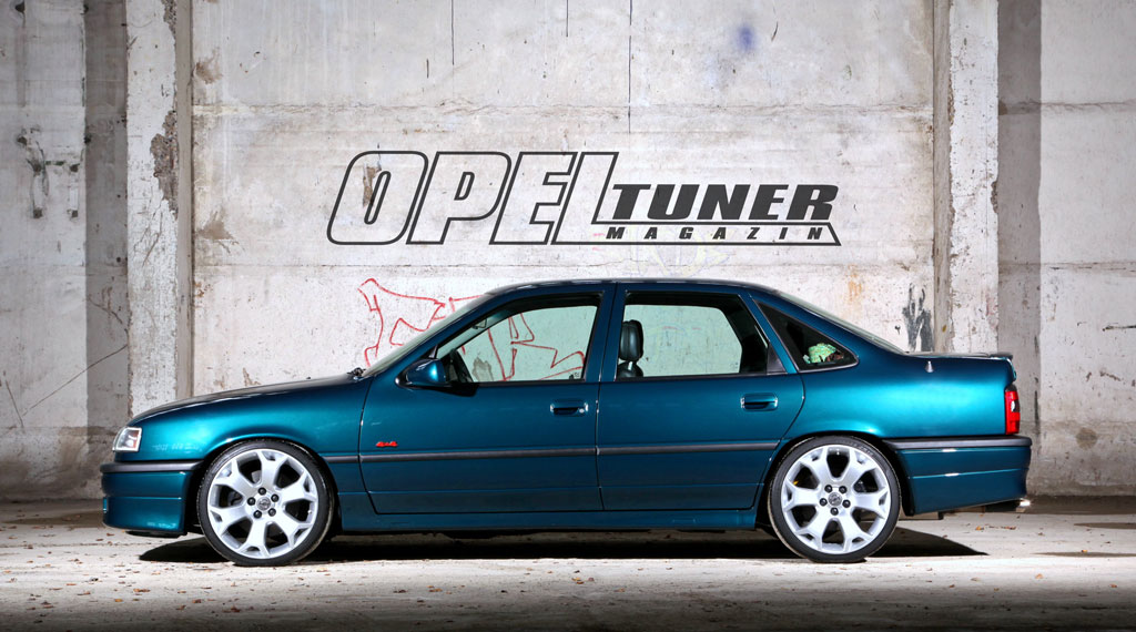 Opel Vectra Tuning von SUPERSPORT in Opel Tuner Magazin