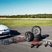 AutoBild Sportscars Test für VW Golf 7 GTI Sportfahrwerke