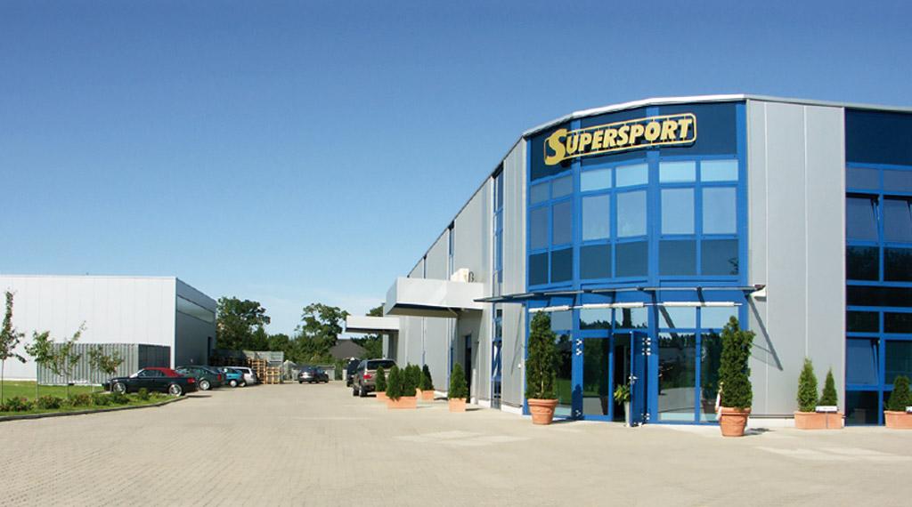 Schnelle Lieferung durch den Supersport Tuningshop