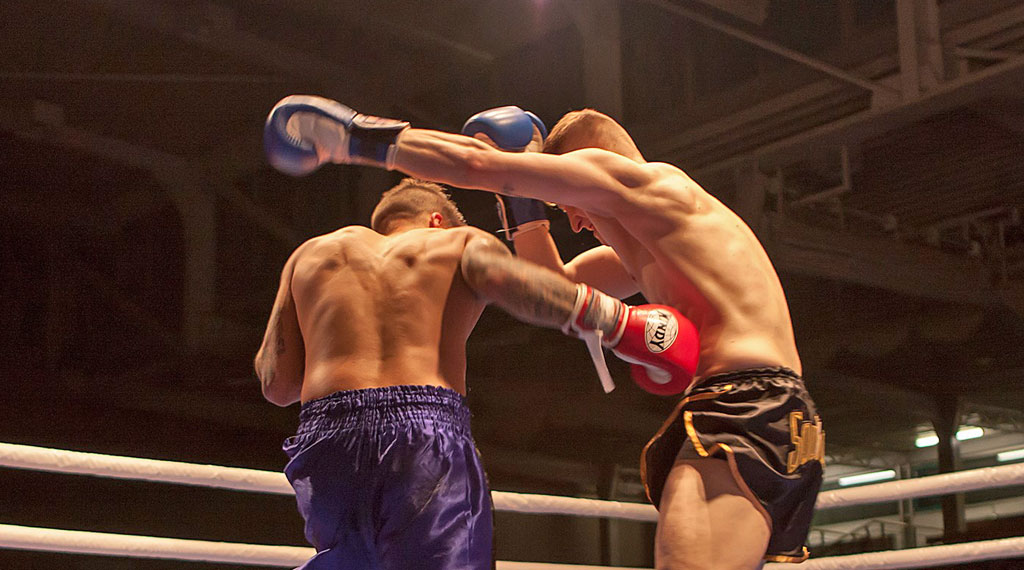 K1 Warriors Lübeck Hansehalle 2014 MMA
