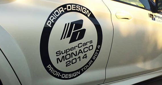 PriorDesign Tour nach Monaco 2014