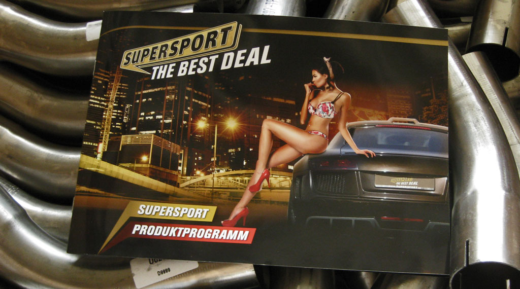 Supersport Tuningkatalog 2014