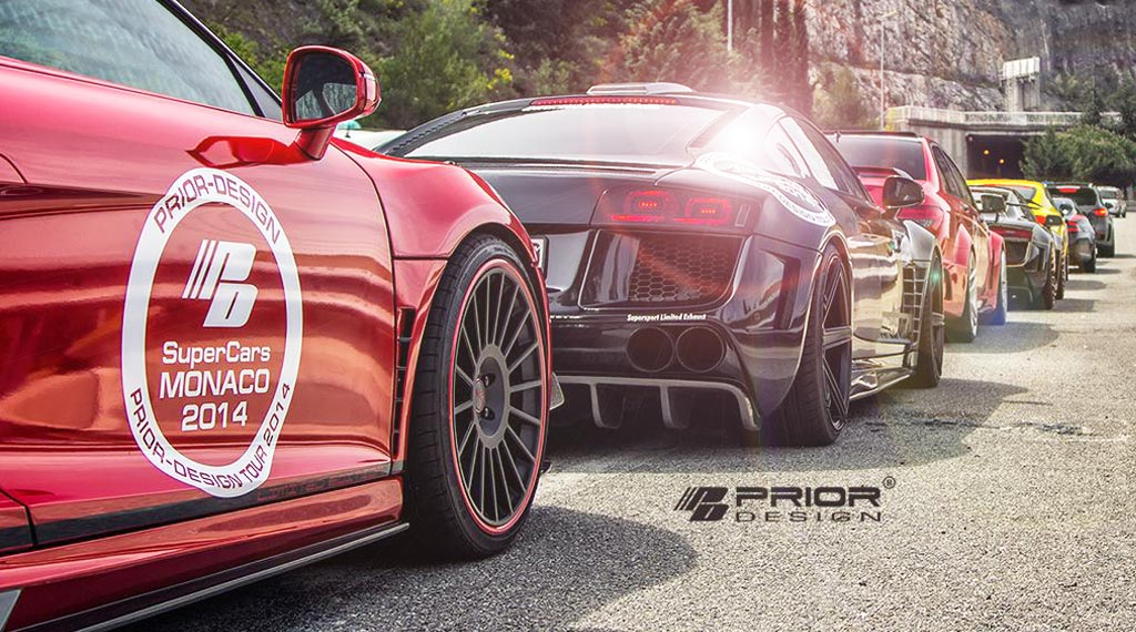 PriorDesign und SUPERSPORT Tuning in Monaco 2014