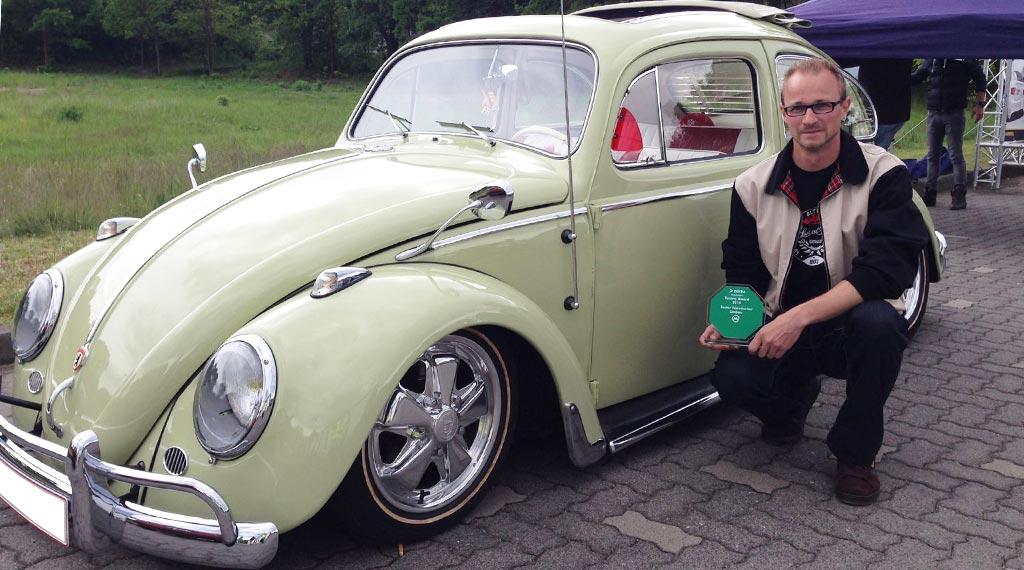 Dekra Tuning Award 2014 Gewinner VW Käfer