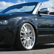 Tieferlegungsfederteller für Audi A4 (B5 B6 B7)