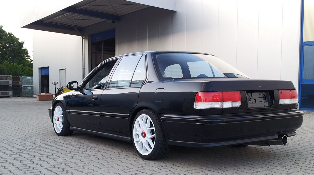 Honda Accord Tuning mit Supersport Endschalldämpfer