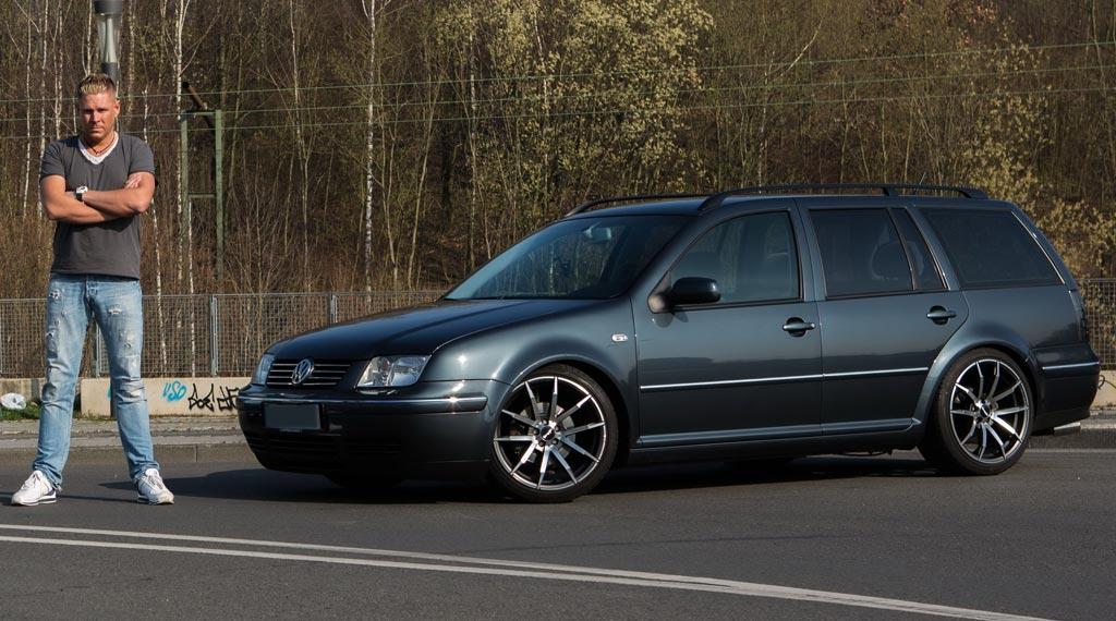 VW Bora Variant Tuning von Motorscene.de