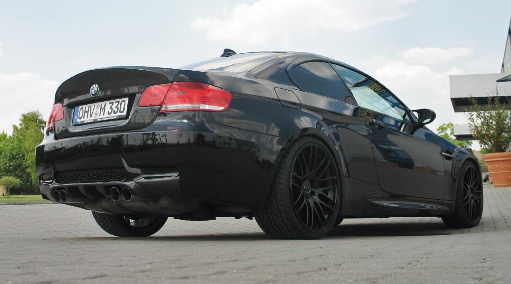 Tieferlegungsfedern von Supersport für BMW E90 E92