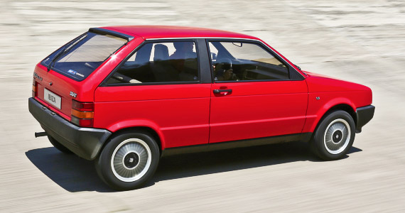 Seat Ibiza (021A) 1. Generation Youngtimer