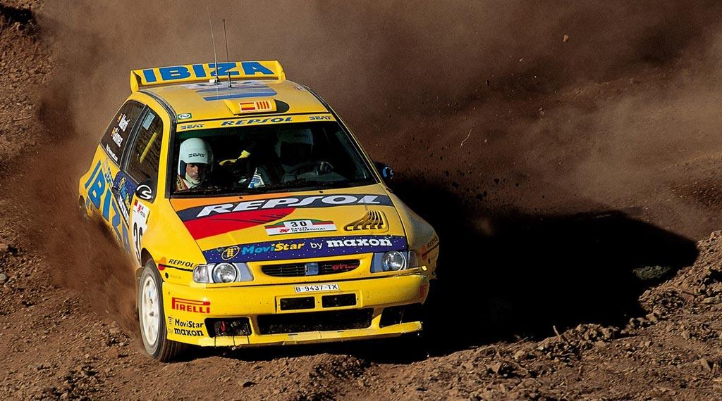 Seat Ibiza 6K Rallye Sport Tuning