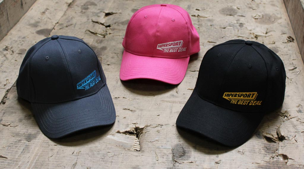 Supersport Tuning Baseball Caps