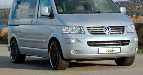 VW T5 Transporter Multivan Fahrwerk 35mm