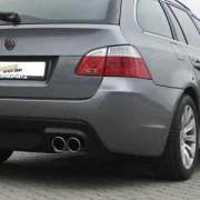 BMW E60 E61 Sportauspuff