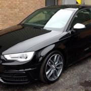 Audi A3 (8V) Gewindefahrwerk Black Evolution von Supersport