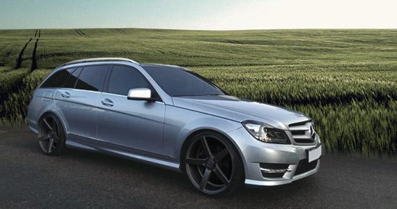 Mercedes C-Klasse (W204 S204 C204) Fahrwerk